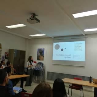 Elisa Hidalgo on qualitative research in CLIL