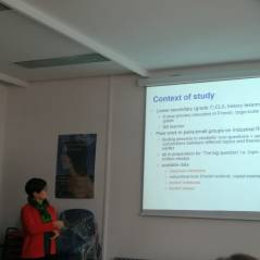 Tarja Nikula on qualitative research in CLIL
