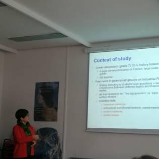 Tarja Nikula on qualitative research in CLIL